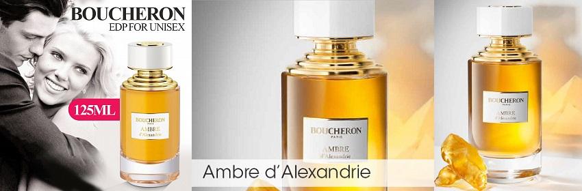 Boucheron Ambre d Alexandrie unisex parfüm