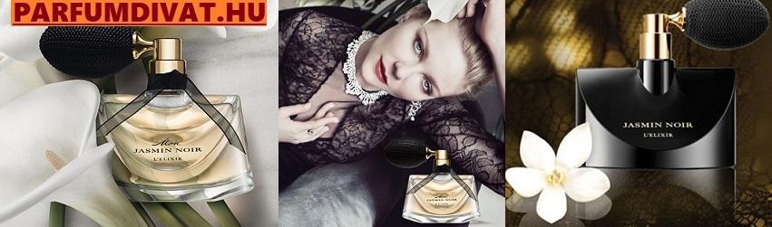 Bvlgari Jasmin Noir L Elixir női parfüm
