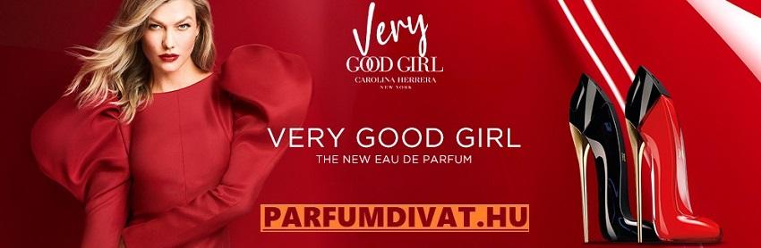 Carolina Herrera Very Good Girl női parfüm