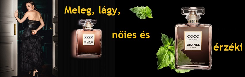 Chanel Coco Mademoisellee Intense