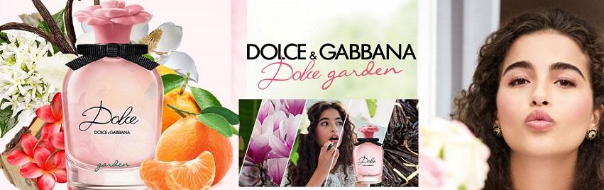 Dolce & Gabbana Dolce Garden női parfüm