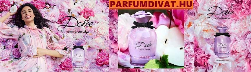 Dolce & Gabbana Dolce Peony női parfüm