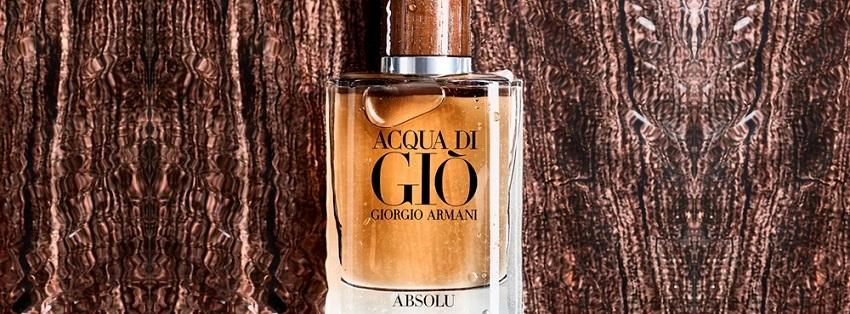 Giorgio Armani Acqua di Gio Absolu férfi parfüm