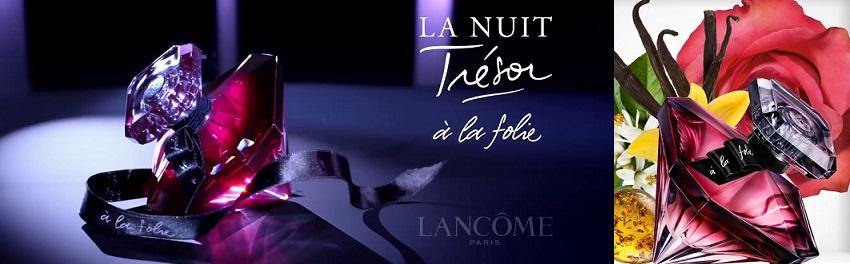 Lancome La Nuit Trésor á La Folie