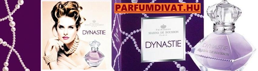 Marina de Bourbon Dynastie