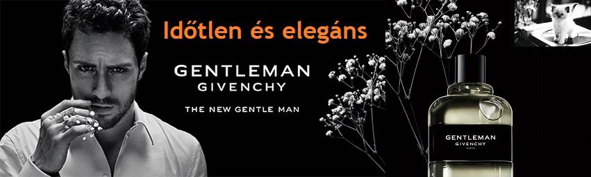 Gentleman 2017 férfi parfüm