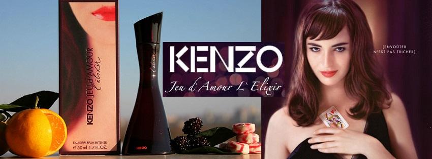 Kenzo Jeu D'amour l'Elixir női parfüm