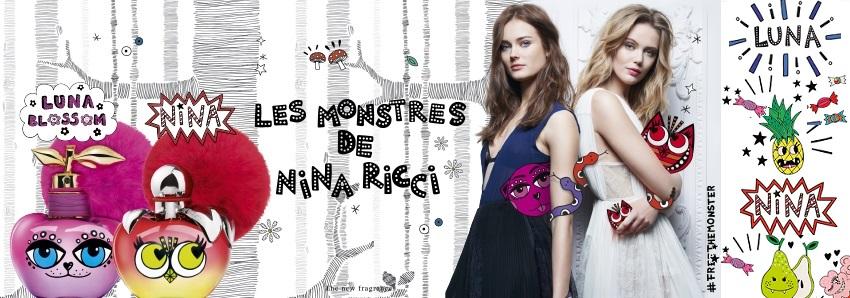 Nina Ricci Luna Les Monstres