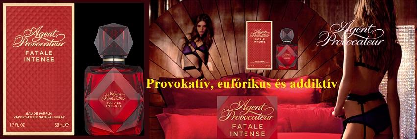 Agent Provocateur Fatale Intense