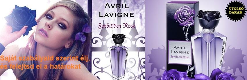 Avril Lavigne Forbidden Rose