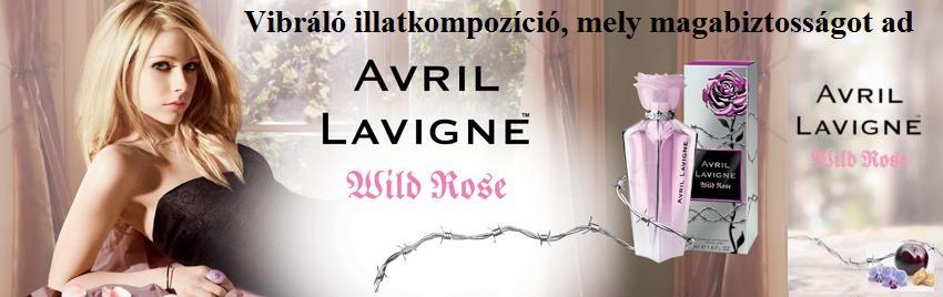 Avril Lavigne Wild Rose