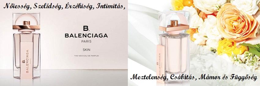Balenciaga B. Balenciaga Skin női parfüm