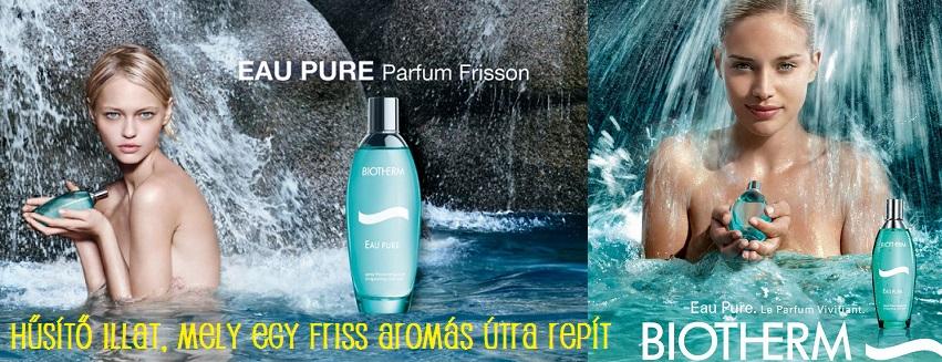 Biotherm Eau Pure női parfüm
