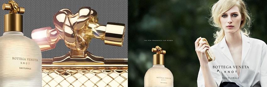 Bottega Knot Eau Florale női parfüm