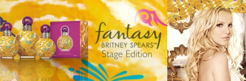 Britney Spears Fantasy Stage Edition