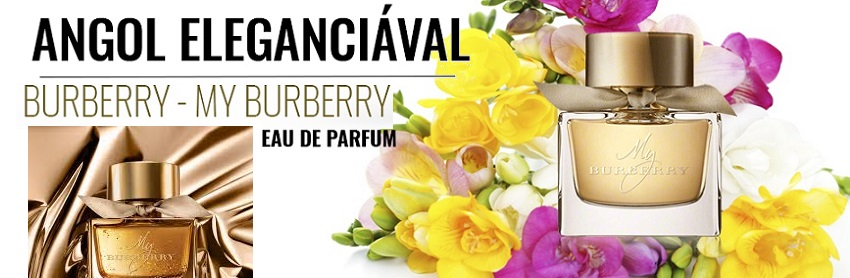 Burberry My Burberry EDP női parfüm