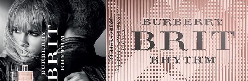 Burberry Brit Rhythm Floral női parfüm