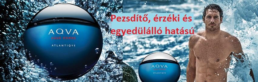 Bvlgari Aqva Pour Homme Atlantiqve férfi parfüm