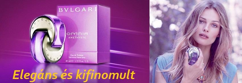 Bvlgari Omnia Amethyste női parfüm