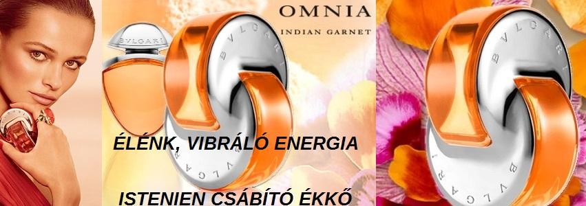 Bvlgari Omnia Indian Garnet női parfüm