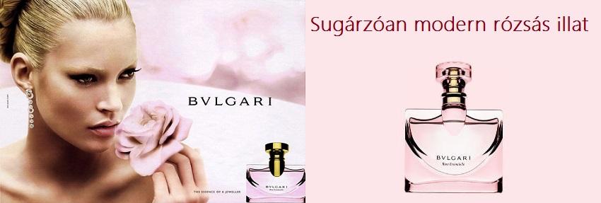 Bvlgari Rose Essentielle női parfüm