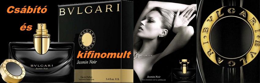Bvlgari Jasmin Noir női parfüm