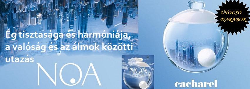 Cacharel Noa Dream női parfüm