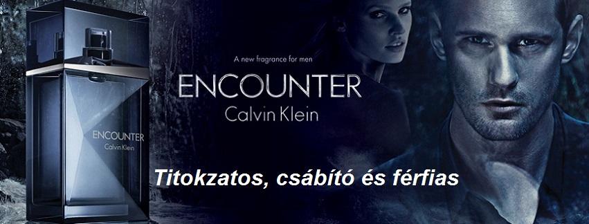 Calvin Klein Encounter férfi parfüm