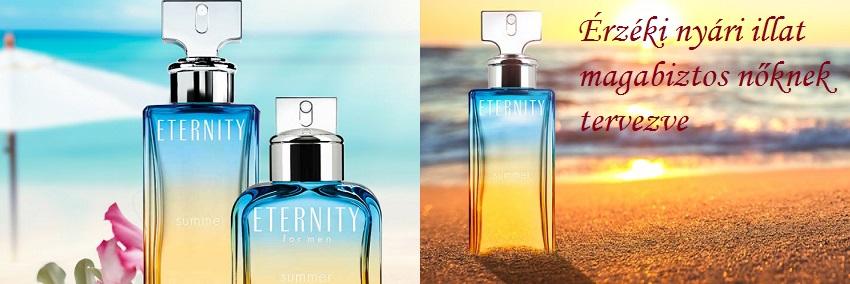 Calvin Klein Eternity Summer 2017 női parfüm