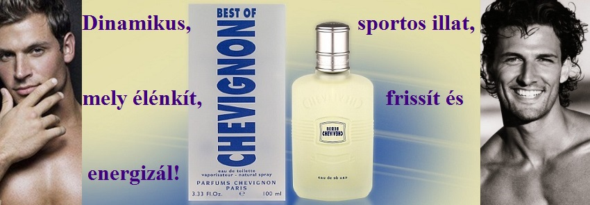 Chevignon Best of Chevignon férfi parfüm