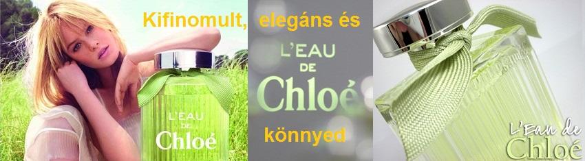 Chloé L`Eau de Chloe