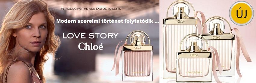 Chloé Love Story EDT női parfüm