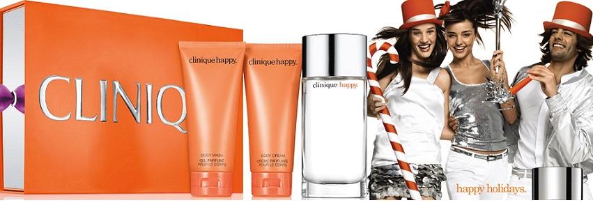 Clinique Happy női parfüm