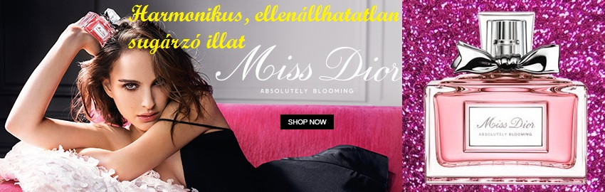 Miss Dior Absolutely Blooming női parfüm