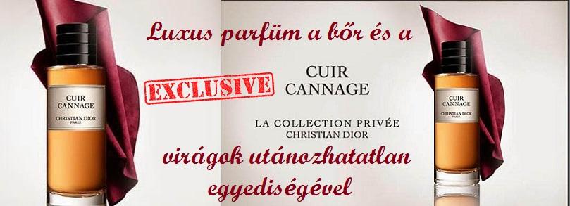 Dior Cuir Cannage unisex parfüm