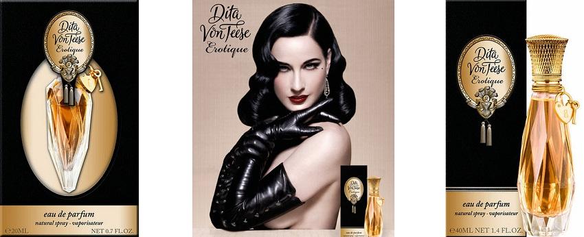 Dita Von Teese Erotique parfüm