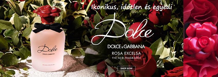 Dolce & Gabbana Dolce Rosa Excelsa női parfüm