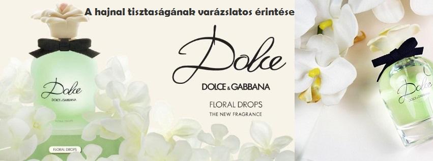 Dolce & Gabbana Dolce Floral Drop női parfüm