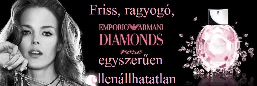 Giorgio Armani Diamonds Rose női parfüm