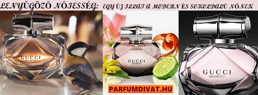 Gucci Bamboo női parfüm