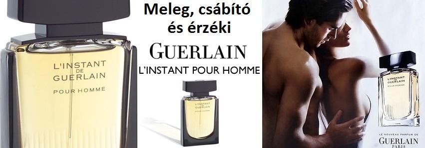 Guerlain L' Instant Pour Homme