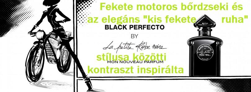 GUERLAIN La Petite Robe Noire Black Perfecto női parfüm