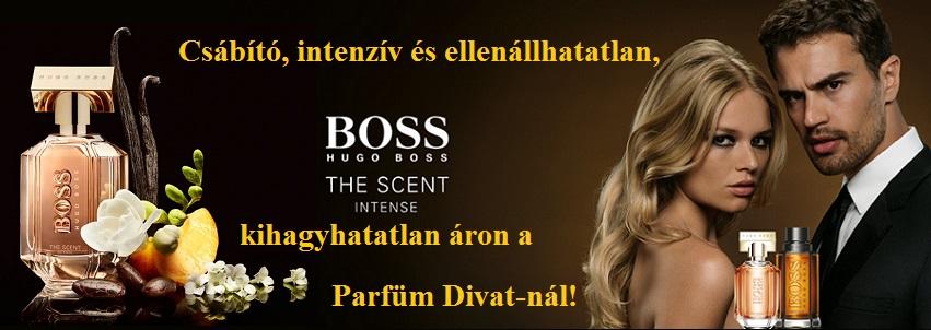 Hugo Boss Boss The Scent Intense női parfüm