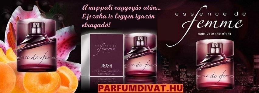 Hugo Boss Boss Essence de Femme női parfüm