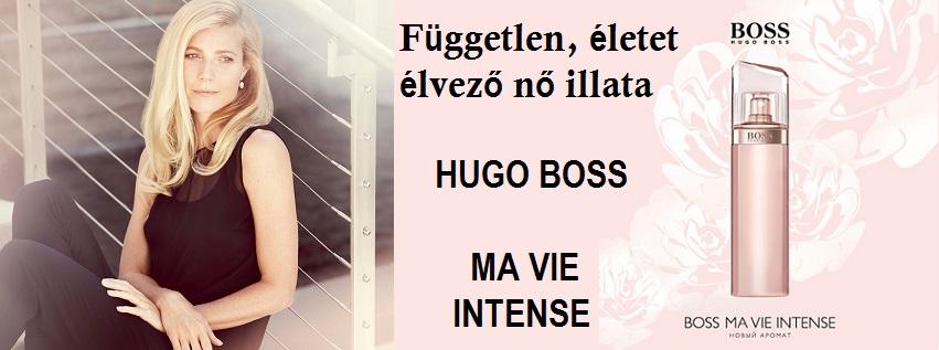Hugo Boss Boss Ma Vie Intense női parfüm