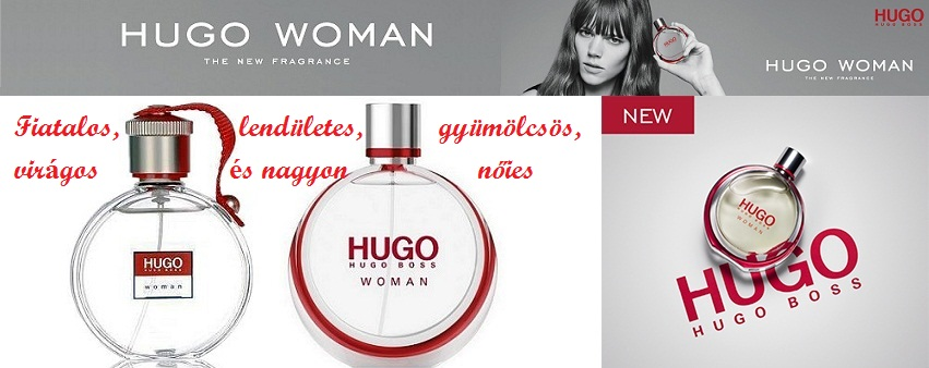 Hugo Boss Hugo Woman 2015 női parfüm