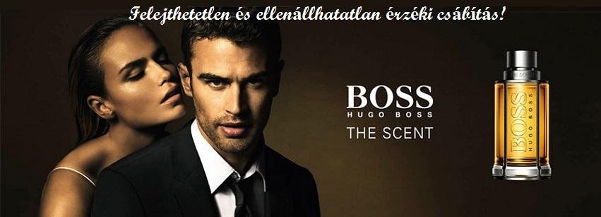 Hugo Boss Boss The Scent férfi parfüm