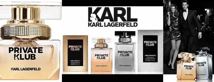 Karl Lagerfeld Private Klub férfi parfüm