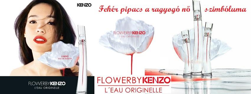 Kenzo Flower L'Eau Originelle női parfüm