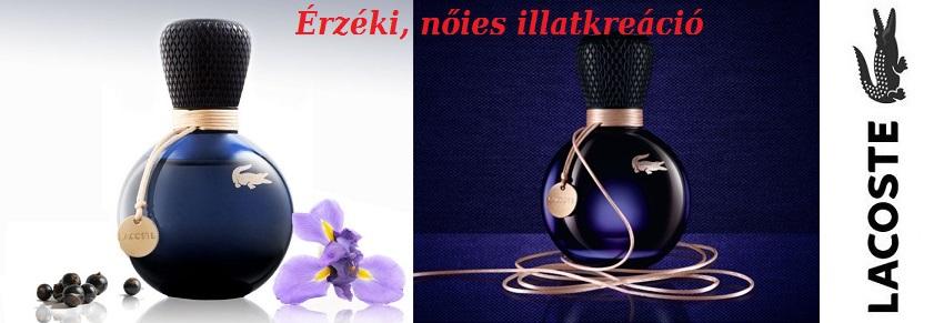 Lacoste Eau De Lacoste Sensuelle női parfüm